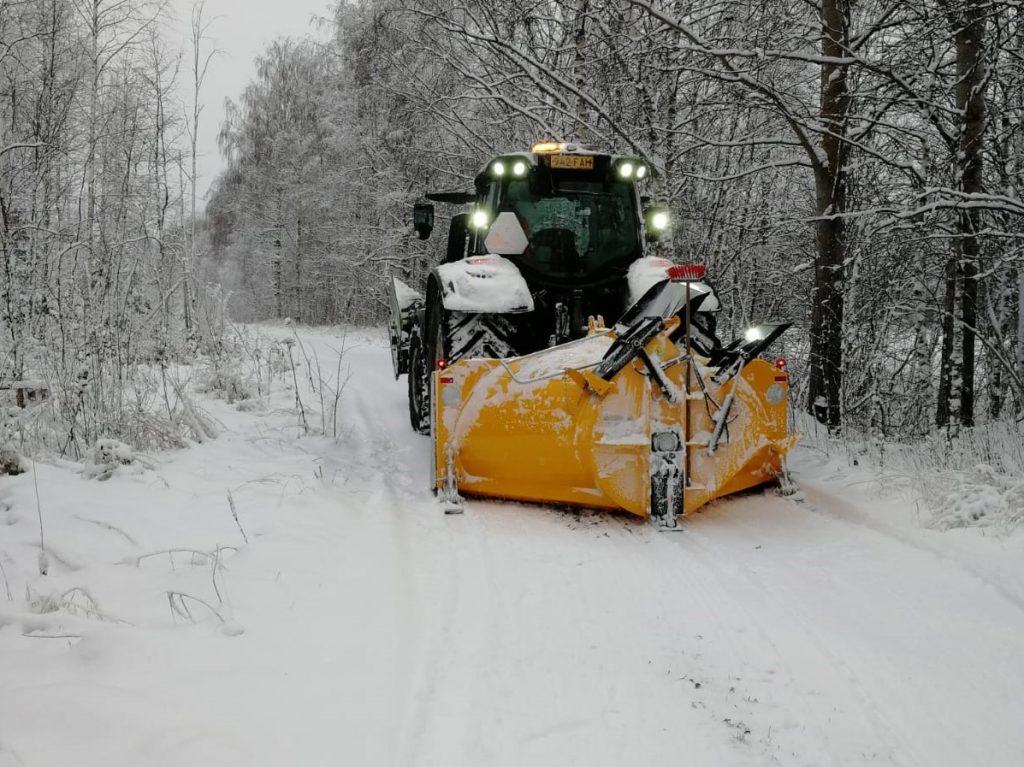 Talvikunnossapito